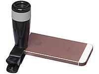 8-ми кратно увеличивающая линза для смартфона, черный