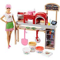 Набор Барби Пицца-шеф Barbie Pizza Chef Doll