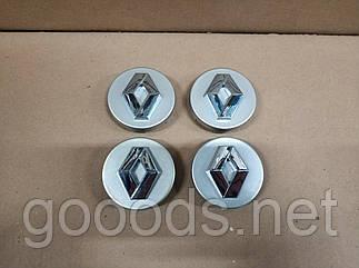 Колпачки в диски Renault Trafic 55 мм