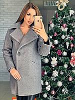 Женское зимние шерстяное пальто  от 42 до 52 размера РАЗНЫЕ ЦВЕТА