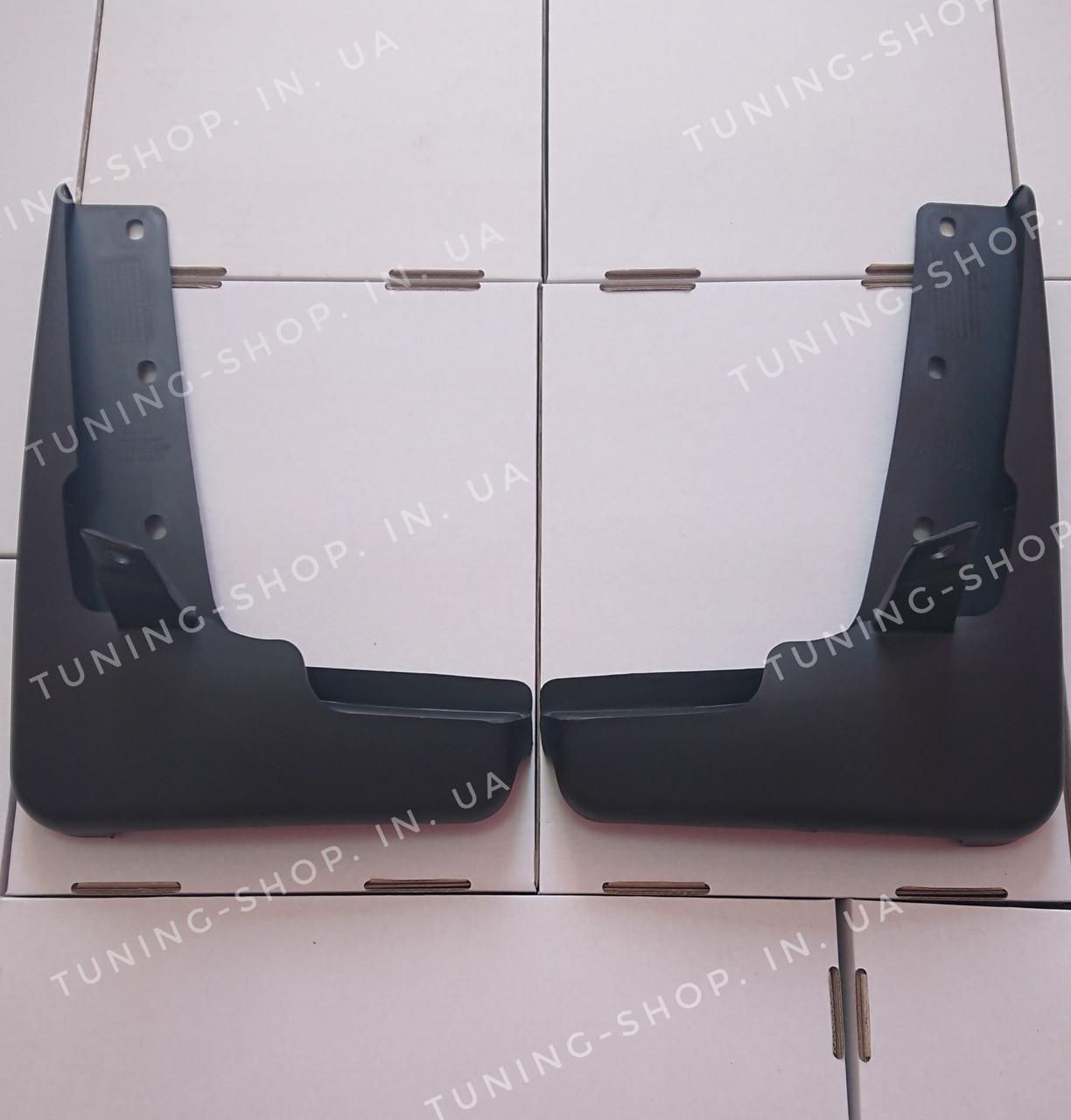 Передні бризковики Nissan X-Trail T31 2007-2014
