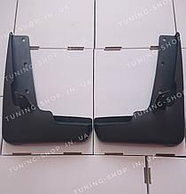 Передние брызговики Nissan X-Trail T31 2007-2014