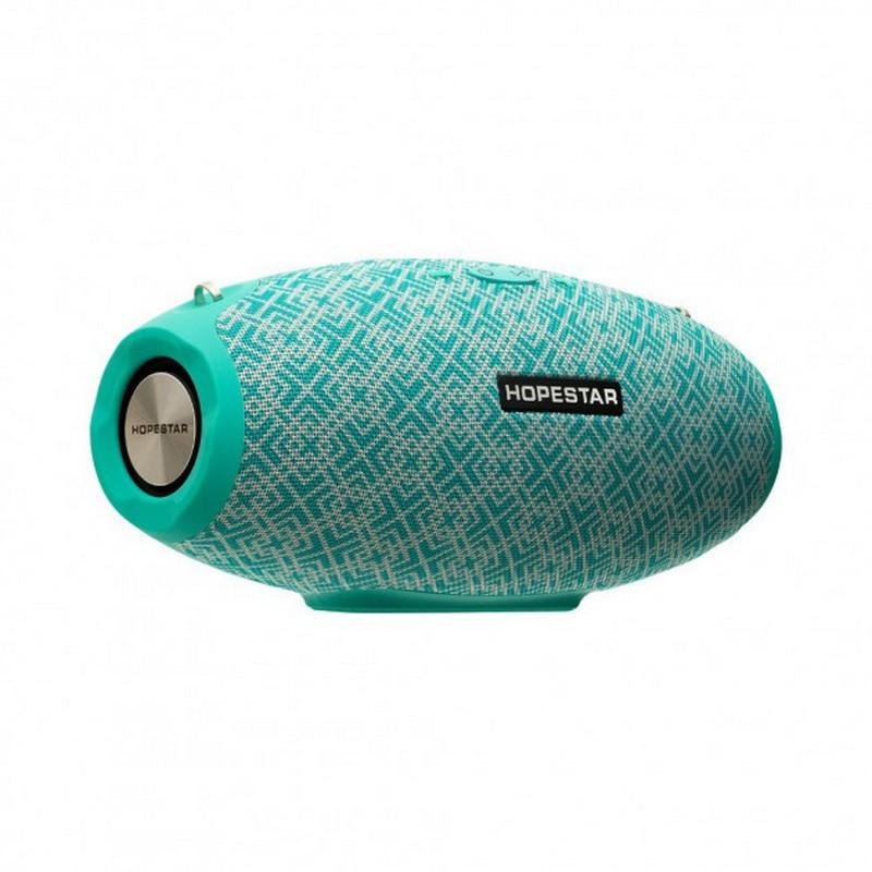Портативная акустическая Bluetooth колонка с пыле-влагозащитой IPX6 Hopestar H25