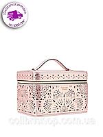 Косметический кейс для хранения косметики Бьюти-кейс  Gold Pineapple Beauty Pouch от Victoria's Secret