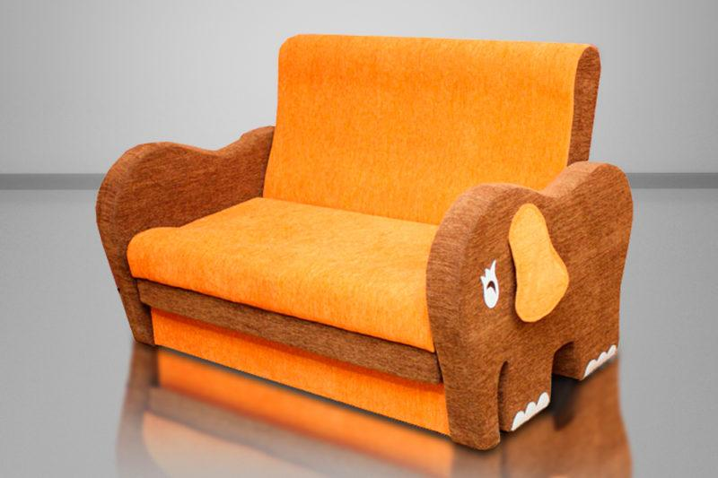 СЛОНИК 1.2, диван. Цвет можно изменить.