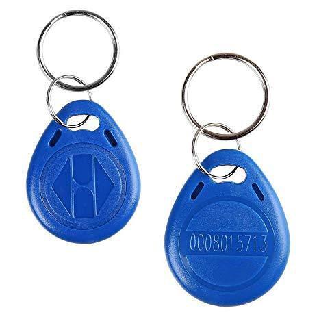 Брелок RFID EM4305 125KHZ Неперезаписываемые