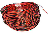 Кабель UkrLed 22AWG red and black (20409)