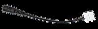 Коннектор UkrLed DC/SMD black IP65 (мама-лента) 10мм (819)
