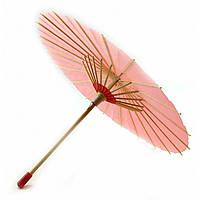 Зонт от солнца ручной бумажный