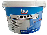 Гидроизоляция Флэхендихт Кнауф (Flachendicht Knauf), 5 кг. Германия, фото 1