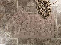 Набор ковриков для ванной, коврик в ванную, хлопковый коврик, Maco
