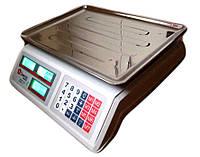 Торговые электронные весы DK-55 (55 кг)