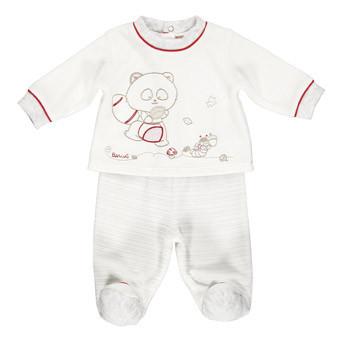 Детский комплект для мальчика BRUMS Италия 133bbem002 Белый