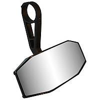 Центральное зеркало заднего вида CIPA Mirrors Wide Angle UTV Rearview Mirror подходит на каркас толщиной от 1,