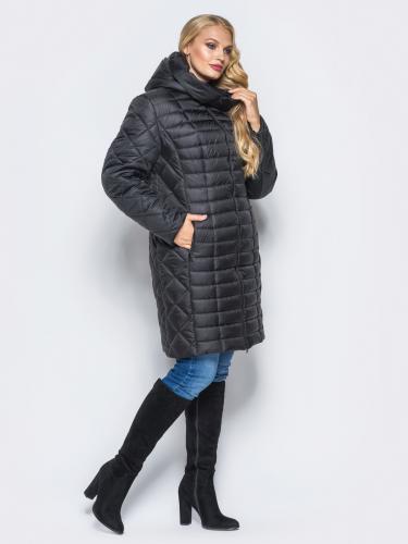 Зимняя куртка больших размеров К 0073 с 01