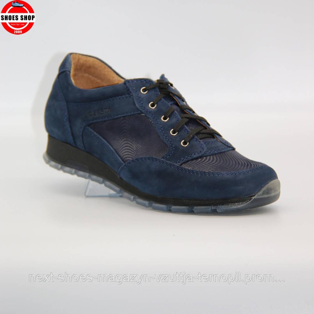 Жіночі кросівки Lesta (Польща) синього кольору. Дуже красиві та комфортні. Стиль: Розі Хантінгтон-Уайтлі