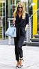 Жіночі кросівки Lesta (Польща) синього кольору. Дуже красиві та комфортні. Стиль: Розі Хантінгтон-Уайтлі, фото 6