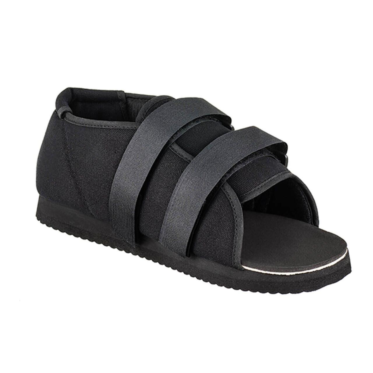 Обувь под гипс Qmed Plaster Protection KM-40, цвет черный, размер s