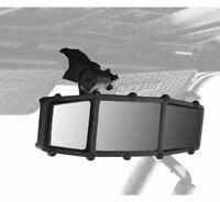 Центральное зеркало заднего вида Moose Elite Series UTV Center Mirror подходит на каркас толщиной от 1,75 до 2, фото 1