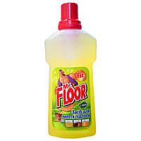 Моющее средство для полов Mr. Floor 500мл Лайм