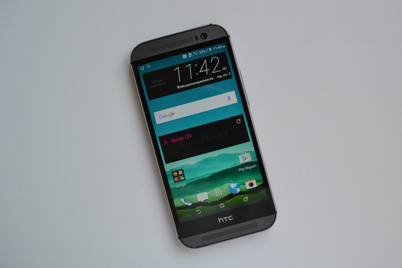 Смартфон HTC One M8 32Gb Gray Оригинал!