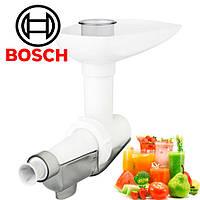 Насадка-соковыжималка для мясорубки Bosch MFW