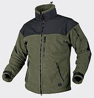 Тактическая флисовая курткаHelikon-Tex® Clasic Army