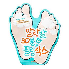 Пилинг-носочки A'Pieu Soft Foot 30 Minute Peeling Socks, 40 мл (APIEU140)