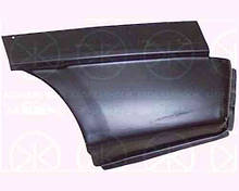 Ремчасть крыла правая Opel Kadett E до 1991 гв. ( Опель Кадетт Е )
