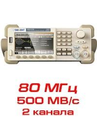 Генератор функциональный, 80 МГц