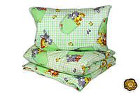 Еней-Плюс Детский постельный комплект Т0363