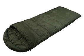 Спальный мешок, в комплекте с карематом, спальник, зимний, одеяло, теплый, с капюшоном, туристический