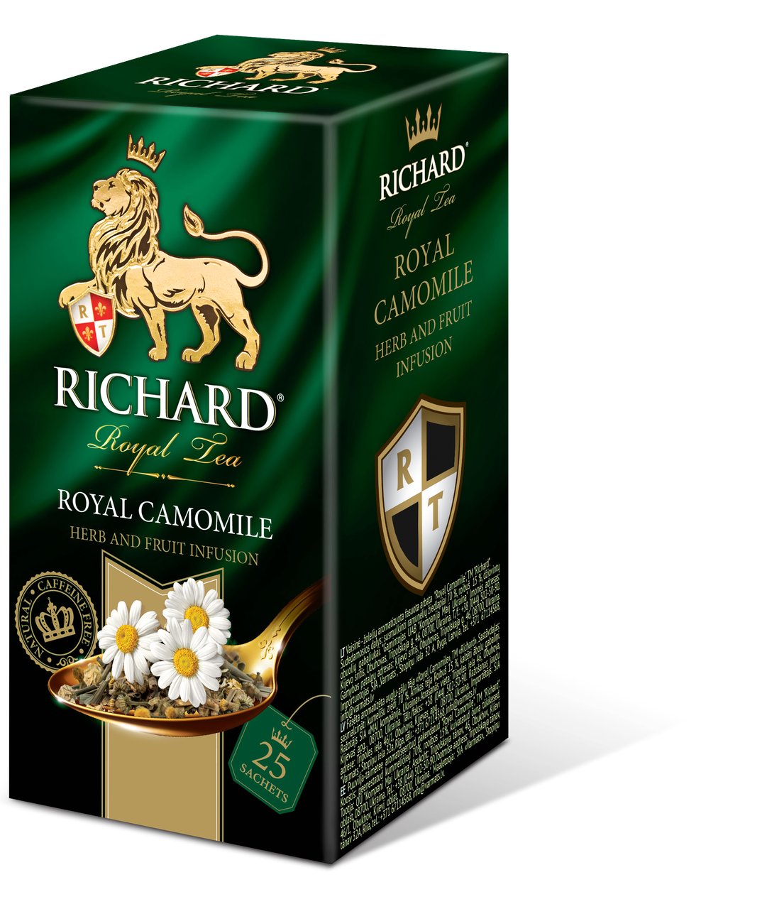 "Чай с ромашкой Ричард (Richard) ""Royal Camomile"", 25 сашетов"