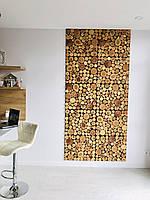 Спіли асорті 1 кв. м для декору стін, поверхонь
