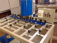 Станок для обработки кромки стекла (горизонтальный)