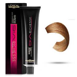 Краска для волос LOreal Professionnel Dia Richesse 8 Светлый блондин.