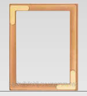 Бронзова рамка для фотокераміки Vezzani 40196/13*18