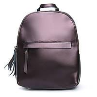Рюкзак женский кожаный коричневый ALEX RAI 08-2 337 brown, фото 1