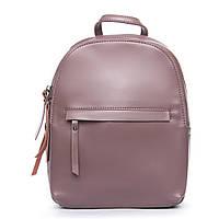 Рюкзак женский кожаный фиолетовый ALEX RAI 08-2 337 purple, фото 1