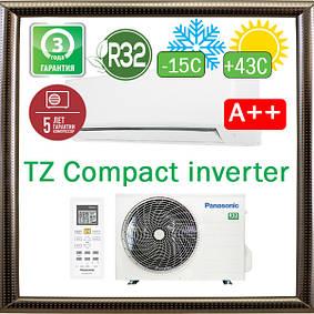 Серия Compact Inverter TZ кондиционеры Panasonic