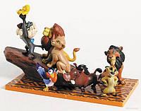 Игрушки с мультфильма  Король Лев набор 6 шт