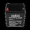 Акумулятор AGM LogicPower LPM 12 - 3,3 AH, фото 3
