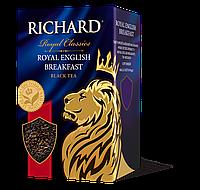 "Чай черный крупнолистовой Ричард (Richard) ""English Breakfast"", 90 г"