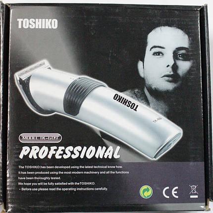 Профессиональный триммер для бритья Toshiko TK-609, фото 2