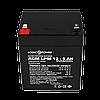 Акумулятор AGM LogicPower LPM 12 - 5,0 AH, фото 2