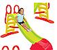 """Детская игровая ГОРКА MOCHTOYS 180 см спуск  с подключением воды """"ПОЛЬША, фото 4"""