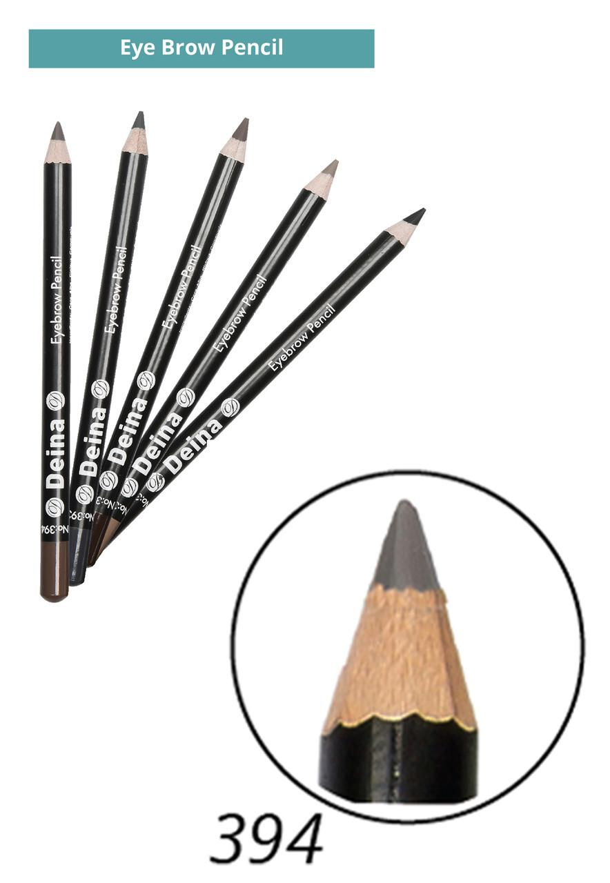 Водостійкий олівець для брів - Waterproof Eyebrow Deina
