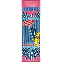 Жевательные конфеты Haribo Balla Stixx лесные ягоды Германия 80 г