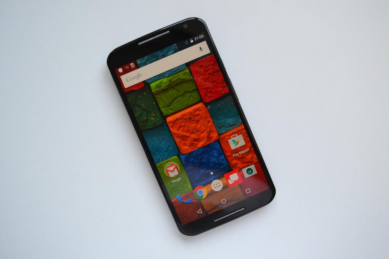 Motorola Moto X2 2Gen XT1096 Black 16Gb Оригинал!