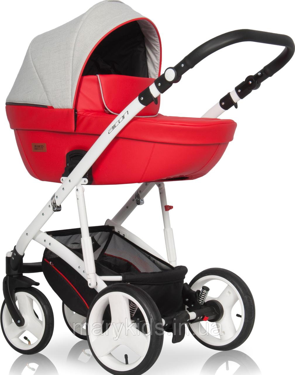 Детская универсальная коляска 2 в 1 Riko Aicon 04
